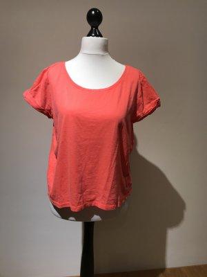 H&M Camicia arancio neon