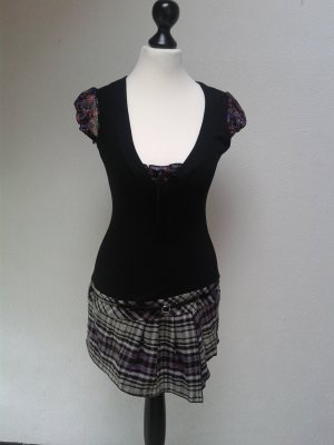kurzes T-Shirt Kleid
