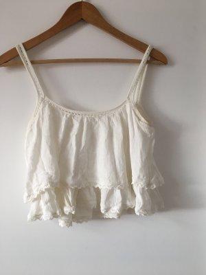 Amisu Top basic bianco