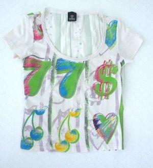 kurzes Versace Shirt Gr.S