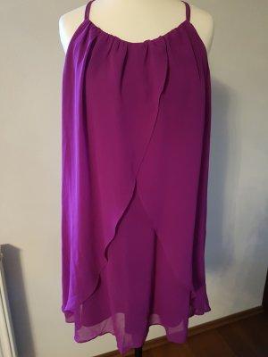 kurzes weichfallendes kleid