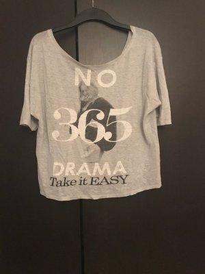 Kurzes ZARA T-Shirt | Gr. S