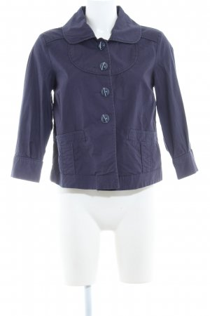 Short Jacket dark blue casual look