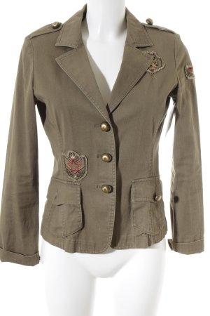 Kurzjacke khaki Military-Look