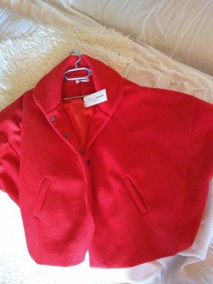 100% Fashion Giacca rosso