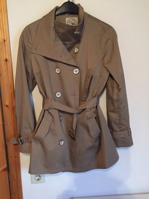 Even & Odd Short Coat light brown