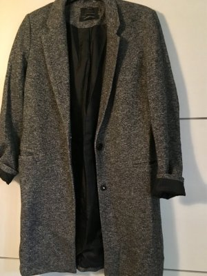 Only Cappotto corto antracite-grigio scuro