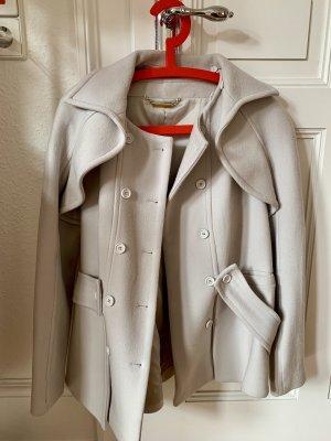 Atos Lombardini Short Coat light grey