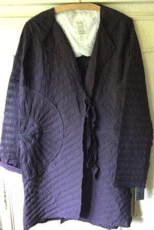 Absolut by Zebra Abrigo corto violeta amarronado