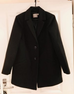 Asos Abrigo corto negro