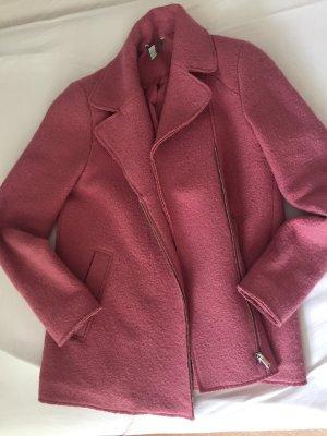 Zara Trafaluc Short Coat pink