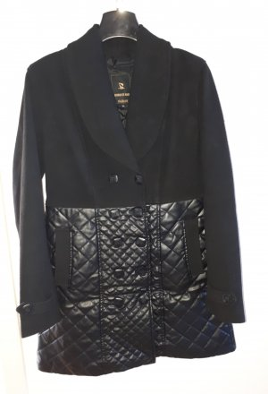 Giorgio di Mare Vintage Korte Jas zwart