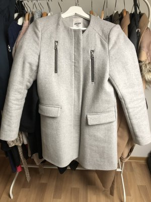 Pimkie Short Coat light grey