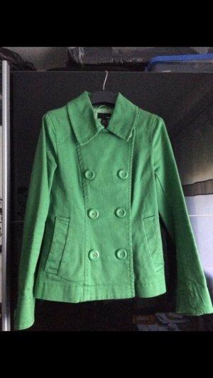 Kurzmantel - Grün H&M