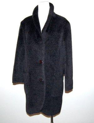 Joop! Manteau court gris foncé laine alpaga
