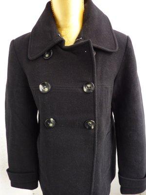 Kurzmantel Mantel Cabanjacke Tom Tailor Mantel schwarz 42