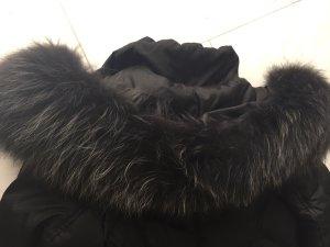 Benedetta Novi Chaqueta de invierno negro