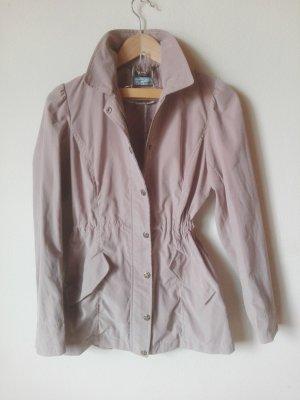 Himmelblau by Lola Paltinger Long Jacket beige synthetic fibre