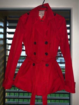 Anna Field Cappotto corto rosso