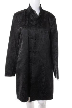 Kurzmantel schwarz Elegant