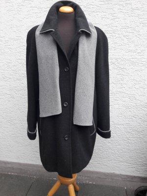 Canda Chaqueta de lana gris claro-gris