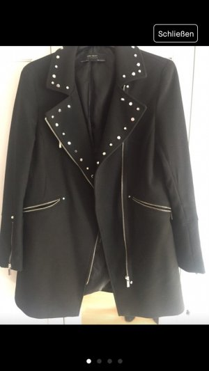 Zara Woman Korte Jas zwart