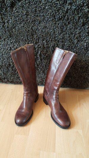 Ecco Korte laarzen bruin