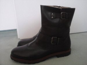 Pier one Short Boots black leather