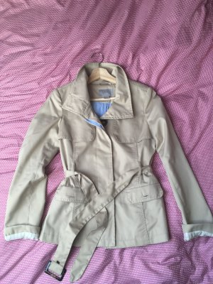 H&M Trench Coat oatmeal