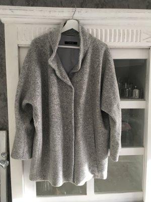 Opus Cappotto in lana grigio chiaro-grigio Lana