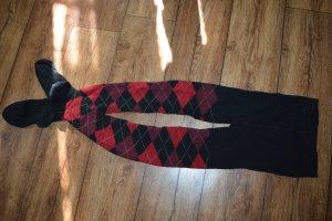 Braguita negro-rojo