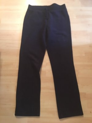 Lands' End Woolen Trousers dark blue