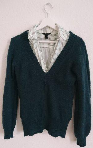 kuschelig warmer Pullover fürs Büro