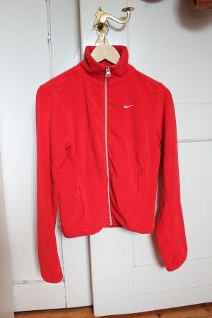 Kuschelig-weiche Fleecejacke von Nike in Größe S (36)