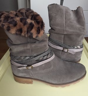 Gabor Winter Booties taupe
