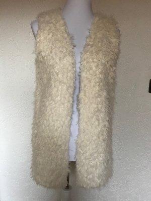 Kuschelige Fake Fur Weste von OPUS