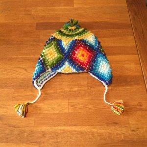Kuschelige Mütze aus Peru
