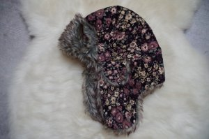 kuschelige Mütze für kalte Wintertage