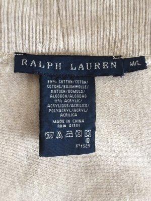 Kuschelige Poncho Jacke von Ralph Lauren  Gr. M/L