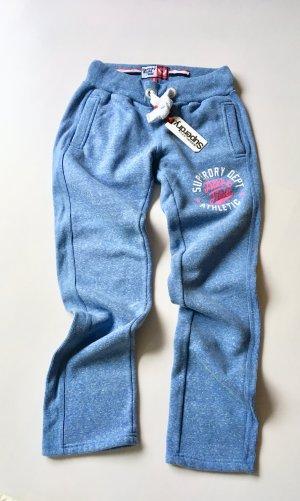 Superdry Sweat Pants multicolored mixture fibre