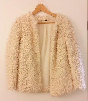 Fake Fur Jacket multicolored