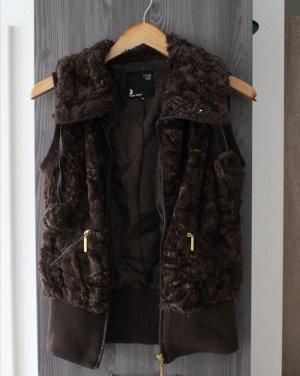 Tally Weijl Fleece Vest multicolored