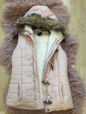 Forever 21 Hoody pink polyester