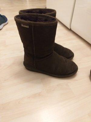 Bearpaw Bottes d'hiver brun foncé