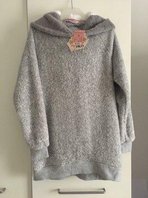 kuscheliger Fleece Sweater Pyjama Pullover