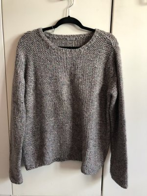 COS Pull oversize gris