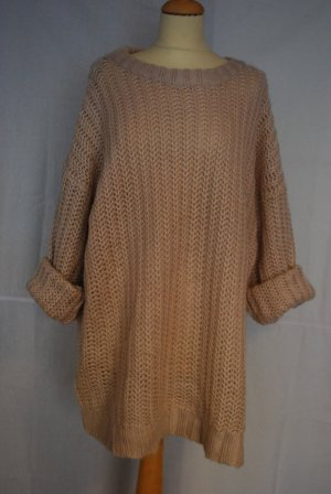 Kuscheliger Grobstrick-Pullover