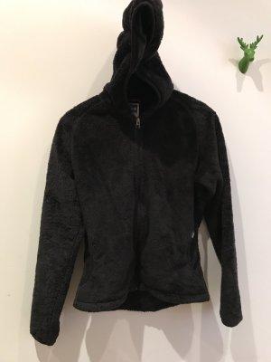 North Face Fleece Jackets black