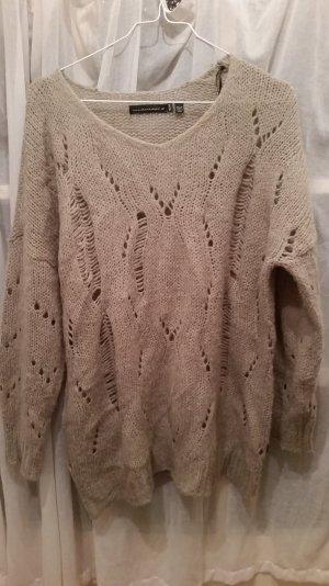 kuscheliger,oversize Pullover