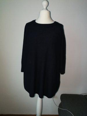 Kuscheliger Oversize Pullover in dunkelblau von der Marke Jacqueline de Yong in der Größe L (40)